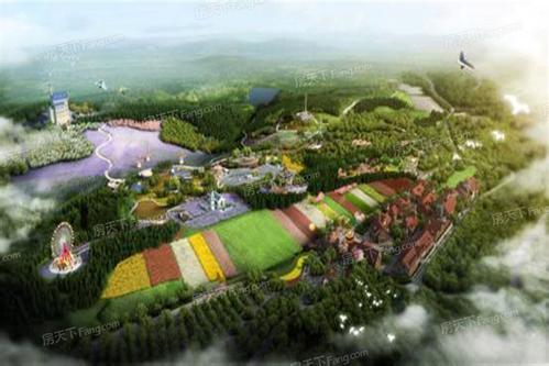 青岛发布藏马山度假区先行启动区新规划