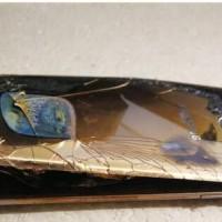 Galaxy S7 edge手机起火爆炸 三星称检测后才能确定原因