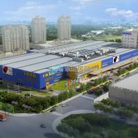 青岛宜家家居商场规划公示 2019年有望开业