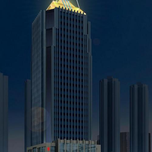 连盛国际大厦