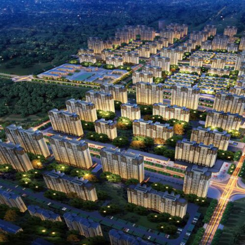黄岛区 胶南及周边中建锦绣城