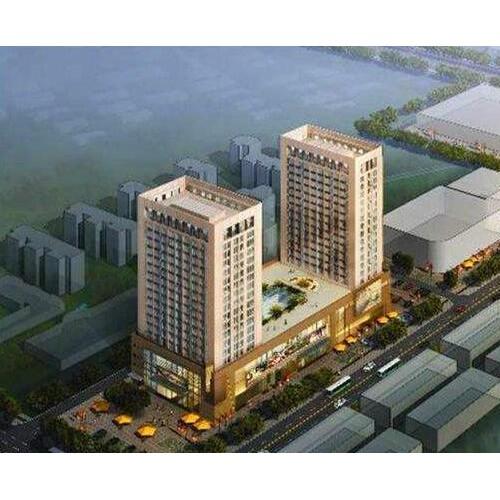 汇通金融大厦