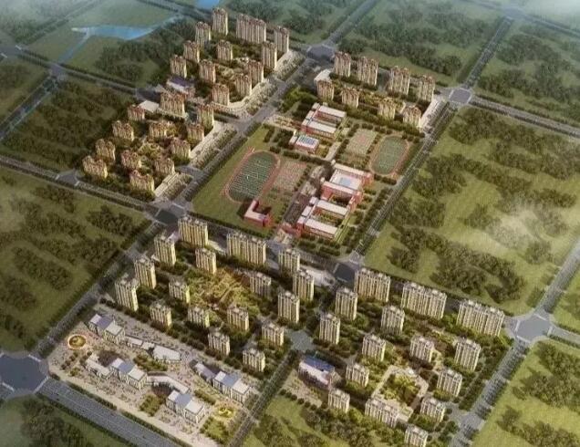 棘洪滩古岛社区规划图