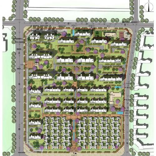 龙湖商街规划及建筑方案公示 29号楼配建人才公寓