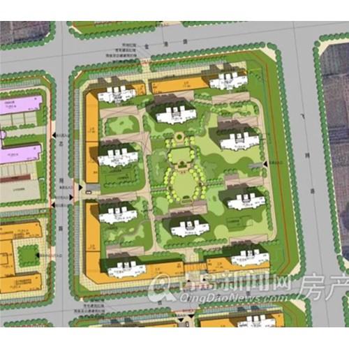 新空港小镇李哥庄新型社区新规划亮相 建37栋高层