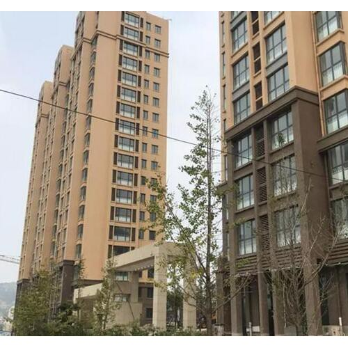 钟家沟安置区规划安置房约756套 预计9月底完工