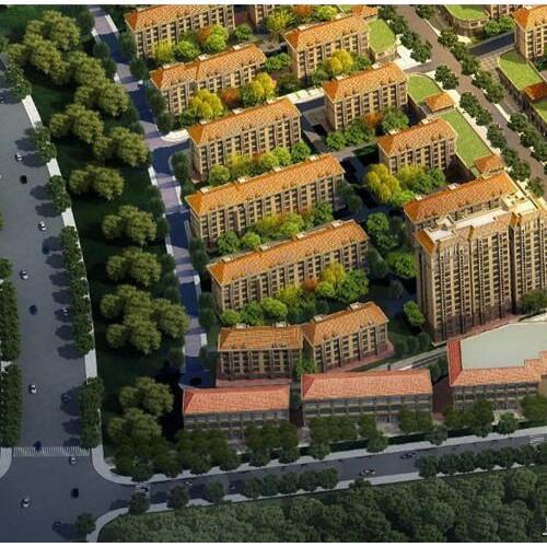 午山改造项目安置房地块规划出炉 安置居民306户