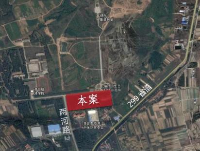 天一镜台山示范区区位图