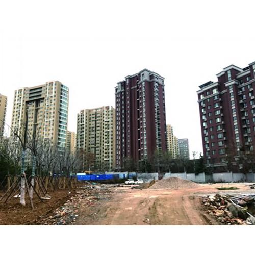 淮安路66号将建20多层高楼 缤纷都市业主担心影响采光