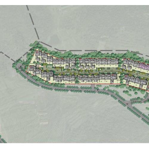 阿朵小镇2-01地块项目规划出炉