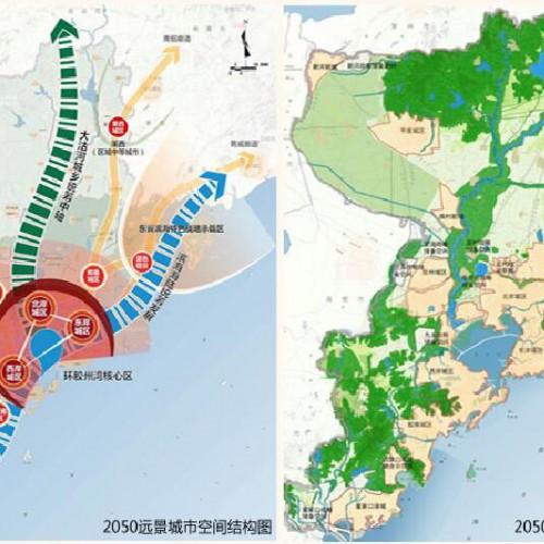 青岛市2050远景发展战略将跨入国际化大都市行列