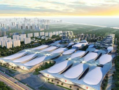 中铁青岛世界博览城