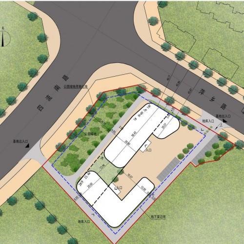 市北区萍乡路2号地块规划出炉 建研发中心办公等设施