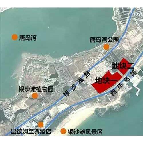 西海岸嘉程君悦湾度假酒店规划出炉 位置优越效果图公布'