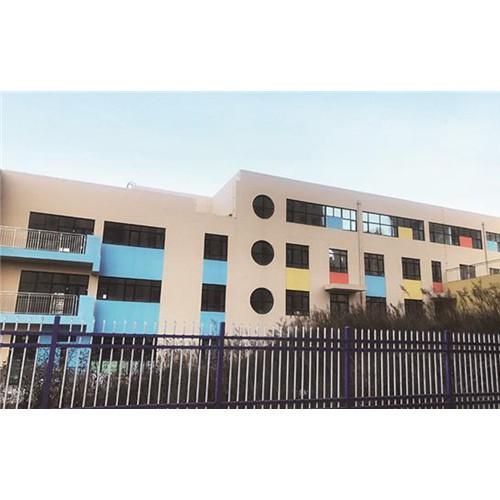 金域府邸配套幼儿园闲置近2年 开发商至今未交付