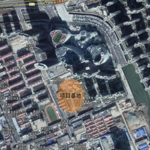 太平洋梦时代广场二期规划出炉 建4栋高层住宅