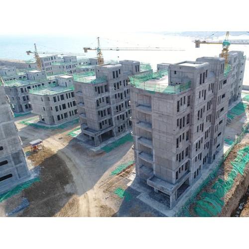 青岛国际游艇会展中心项目工人塔吊讨薪 两单位被通报批评