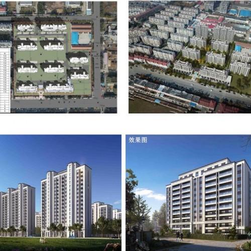 胶州华庭丽景规划方案出炉 建10栋高层住宅