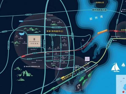 世茂锦域区位图