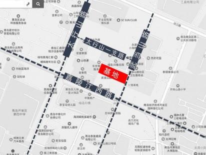 龙湖春江紫宸区位图