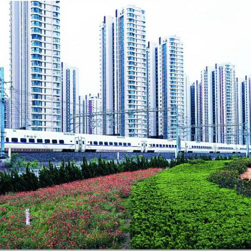 铁路托起青岛楼市四大片区 各具特色受购房者青睐