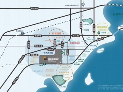 华润国际海洋智区区位图