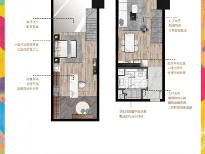 大悦城悦+公寓