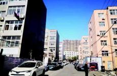 李沧区西大村小区外墙保温施工 四栋楼是小产权被略过