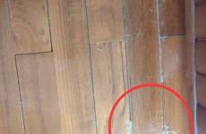 安装两年地板缝隙变大 济南居民想维权才知非梵戴克正品