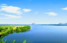 山东最大塌陷区治理中收获生态红利 太平国家湿地公园成景区