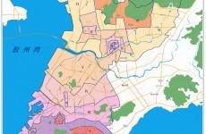 青岛市内三区划拨国有建设用地使用权基准地价曝光