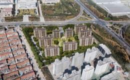 越秀临港住宅项目