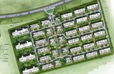 李沧东李社区旧村改造安置用房规划变更 调整车库和入口