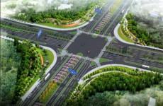 疏解新机场交通需求 中车大道拓宽改造工程将于今年建设