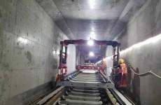 青岛地铁1号线北段轨通 2020年底或开通