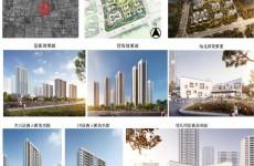 青岛创新科技城两地块规划方案亮相 拟建12栋高层住宅