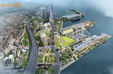 青岛国际邮轮母港区开工建设并招商 新签约14个项目