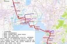 青岛地铁8号线北段规划变更 11个站点详细设计曝光
