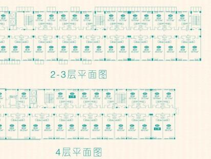 水悦城33#公寓户型