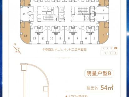 青岛科技创新园B2户型