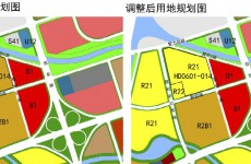 青岛高新区中片区一地块控规优化 商住混合改为居住用地
