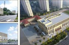 李沧区大枣园社区将新建综合商场 地上6层
