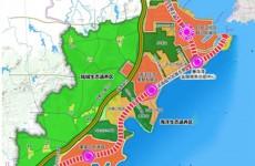 西海岸一核三区区域协调发展规划通过专家评审暨部门联审