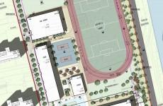 龙湖胶州天街小学规划公布 拟建2栋4层教学楼