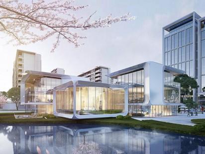 中国铁建海语城效果图