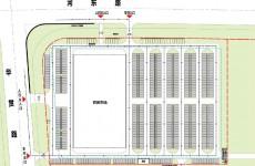 青岛高新区华贯路农贸市场规划亮相 占地36亩服务5万人