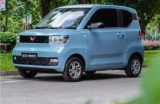 青岛造新能源车宏光MINI EV车型登顶9月全国产销榜