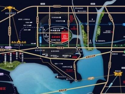 保利科创大厦区位图