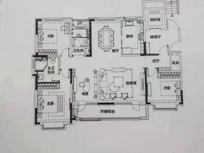 海青公馆户型图 (3)