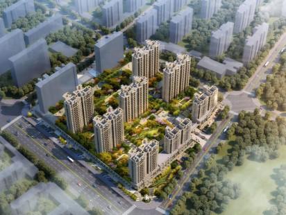 城发阳光公寓效果图 (4)